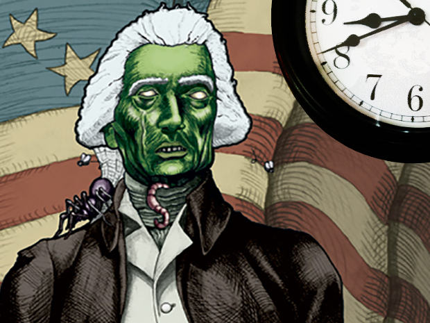 Experiment 14 - Zombie Jefferson, 41 minutes